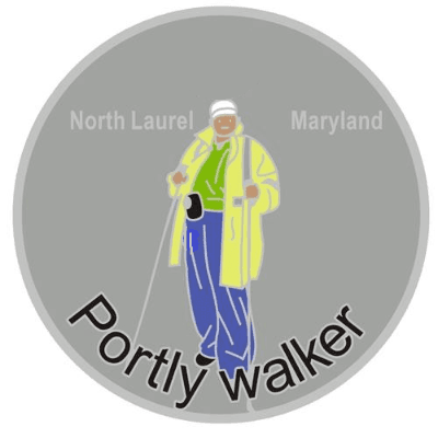 Portly Walker Logo