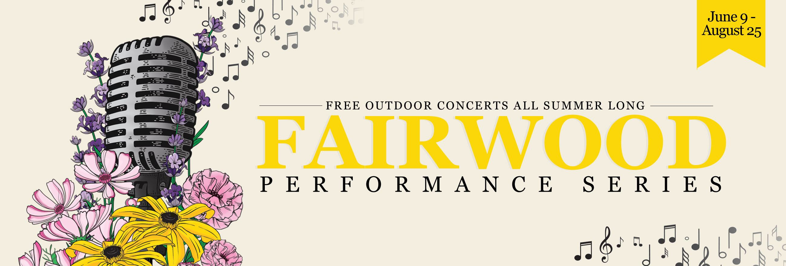 Fairwood Performance Series