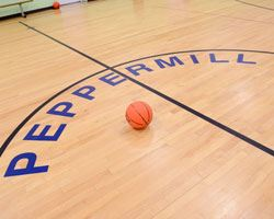 Peppermill Basketball Court